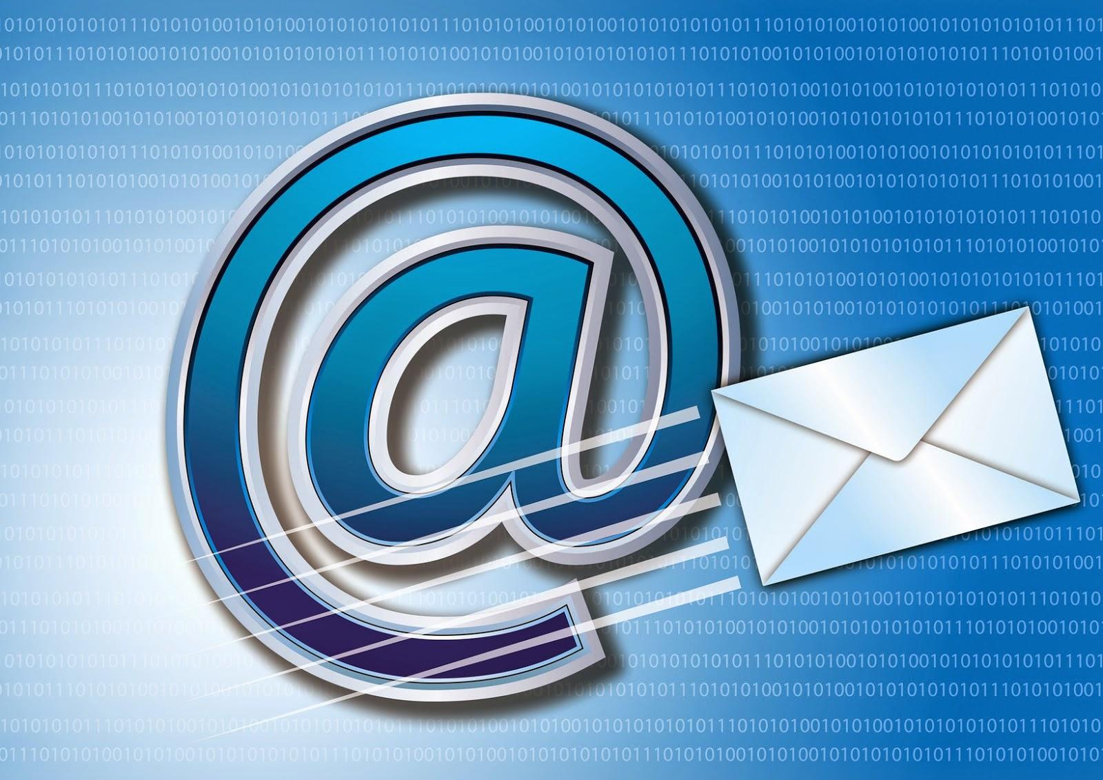 envie um e-mail agora!