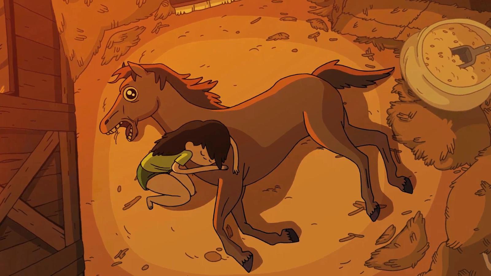 rule 34 horse