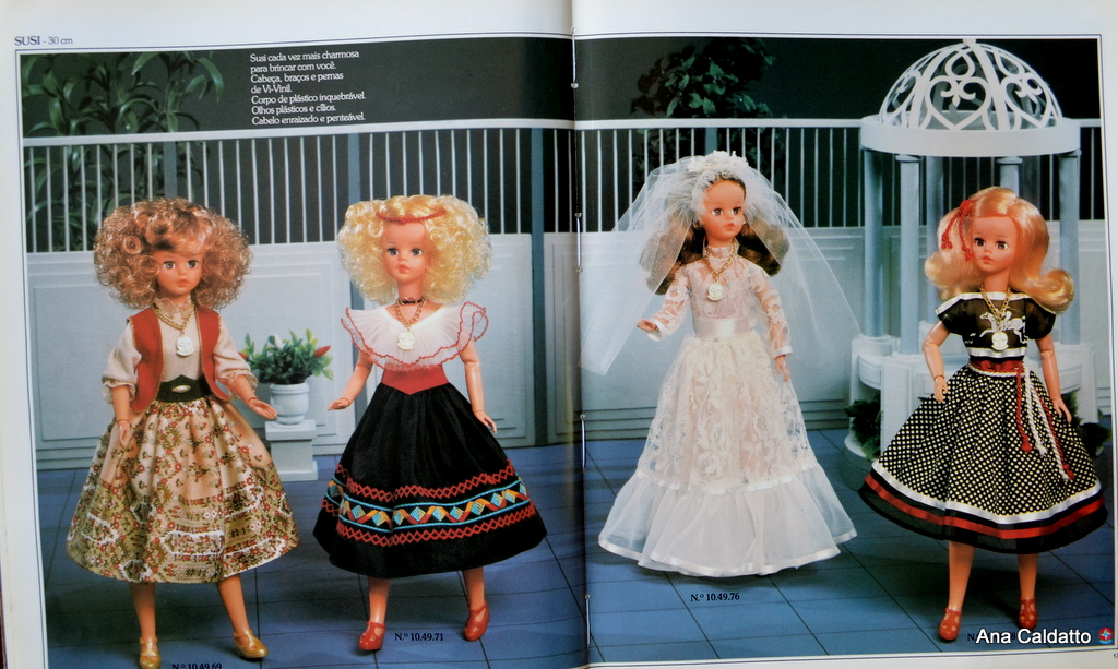 Catálogo Susi 1982