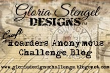 Craft Hoards Anonymous Challenge Blog