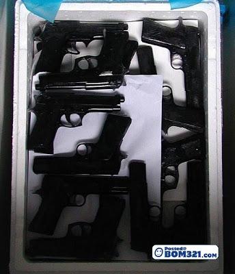 Pistol Yang Tidak Merbahaya