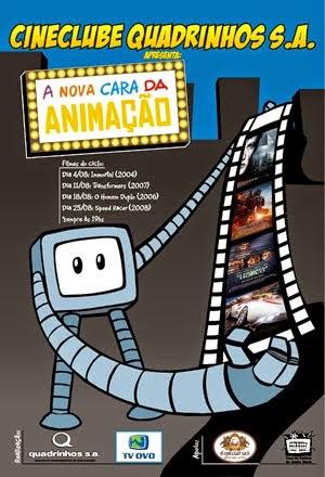 2º Cineclube Quadrinhos S.A. (2009)