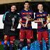 Iniesta, Messi y Suárez los premios individuales del Mundial de Clubes
