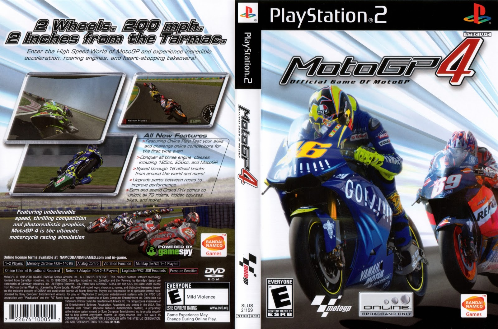 Download Game Moto GP 4 PS2 Full Version Iso For PC | Murnia Games ~ Murnia Games