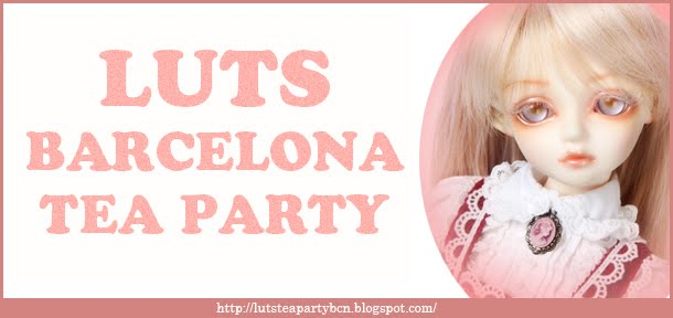 LUTS Tea Party in Barcelona