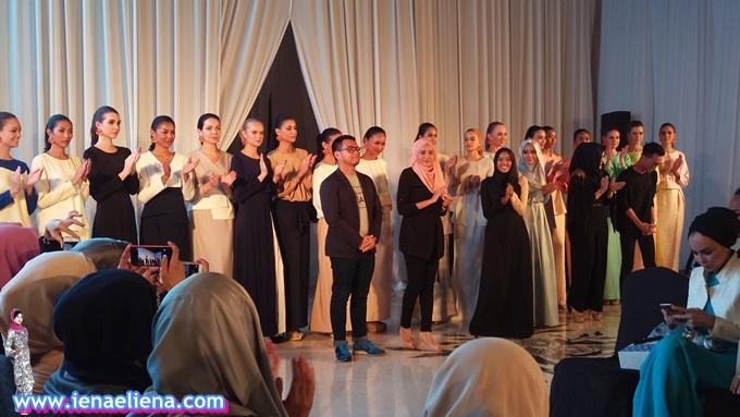 Fashionshow Gaya Koleksi raya 2015 Fashionvalet.com