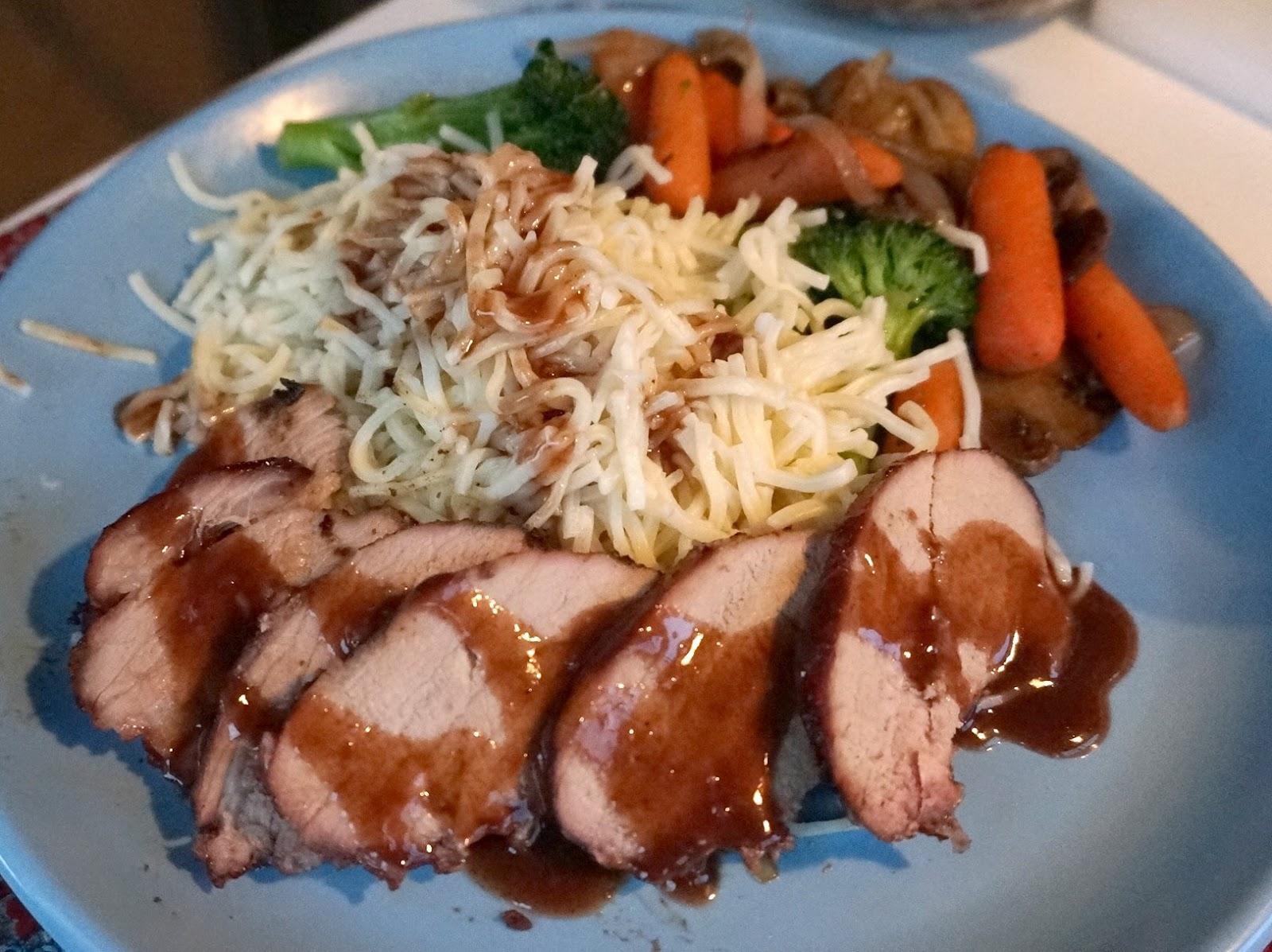 how to cook pork fillet bbq