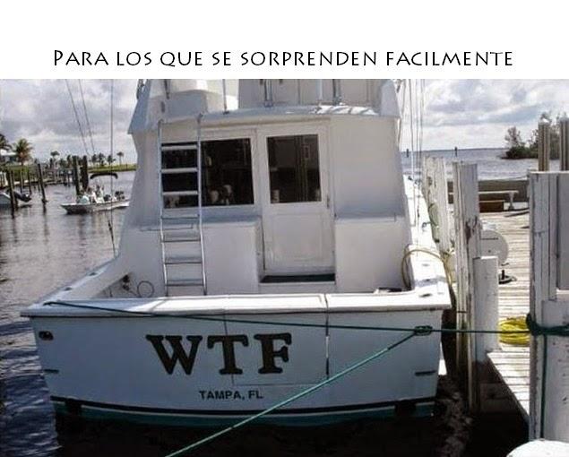 Tipos de barco - WTF