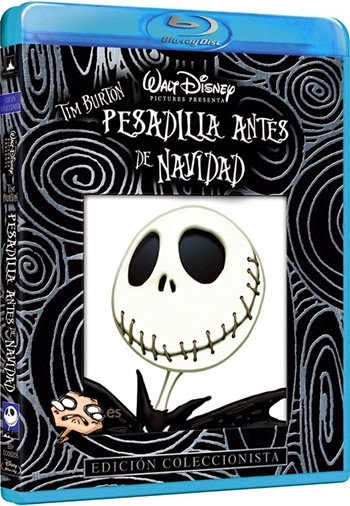 The Nightmare Before Christmas (1993) HD 1080p Latino