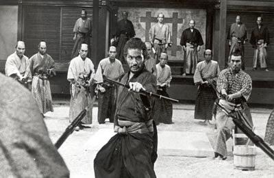 Tatsuya Nakadia as Hanshiro Tsugumo in Masaki Kobayashi's Harakiri