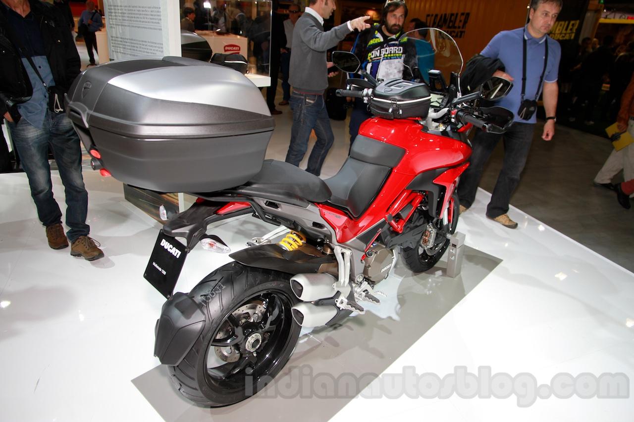 2015 Ducati Multistrada 1200 Abs Repair Workshop Manual