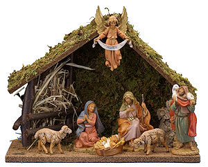 nativity sets for sale daily communicate and press release service. Black Bedroom Furniture Sets. Home Design Ideas
