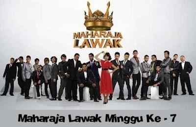 Maharaja Lawak Minggu Ke- 7