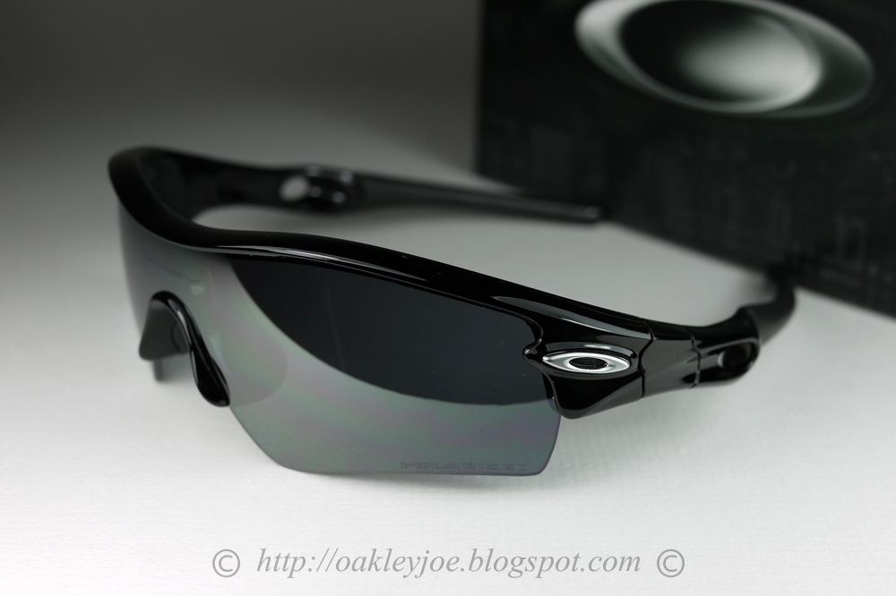 oakley radar path golf specific sunglasses  09 674+radar+path+jet+black+++black+iridium+polarized+oakley+joe+260