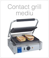 Contact Grill, Model Mediu, Contact Grill Pret, Utilaje Fast Food