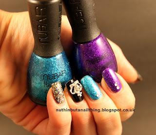 nubar glitter polish