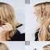 4 Steps To Get Cute Hippie Braid Hairstyle