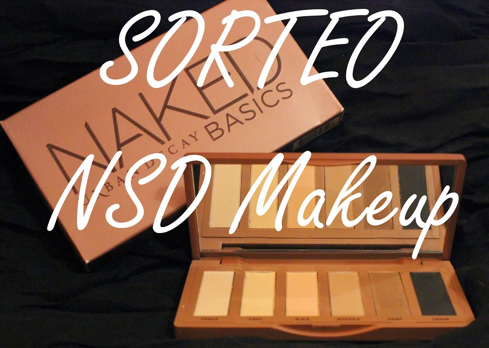 Sorteo Naked Basic