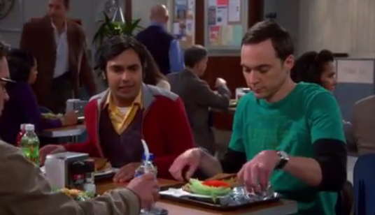 The Big Bang Theory - Episode 8.05 - The Focus Attenuation - Review & Recap