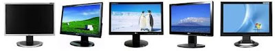 Harga LCD Monitor Terbaru Lengkap