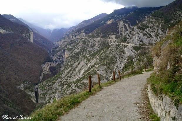 Pennapiedimonte, passeggiata al Balzolo