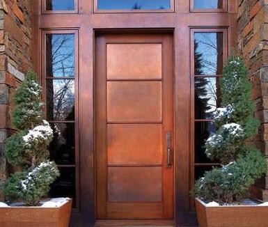 Fotos y dise os de puertas agosto 2012 - Cerraduras para puertas de madera precios ...