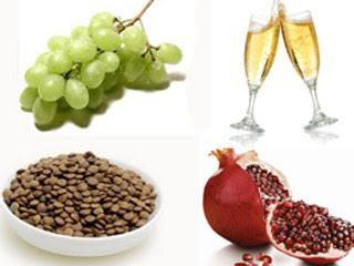 Alimentos que devem ser consumidos para dar sorte no ano novo