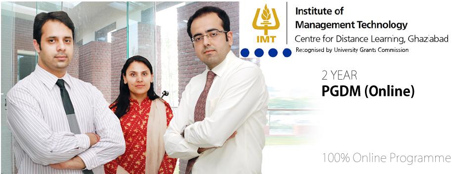 IMT Ghaziabad Online MBA