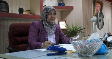 """""""تعليم القليوبية"""" يكلف """"منى زهران"""" لإدارة الموهبين والتعلم الذكى"""