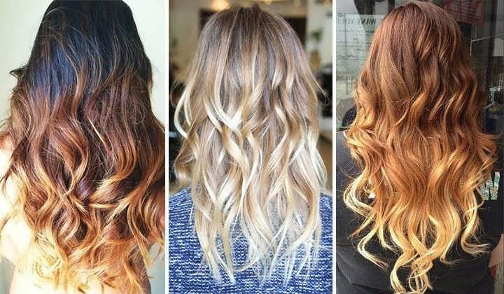 Чем осветлить волосы в домашних условиях омбре 423