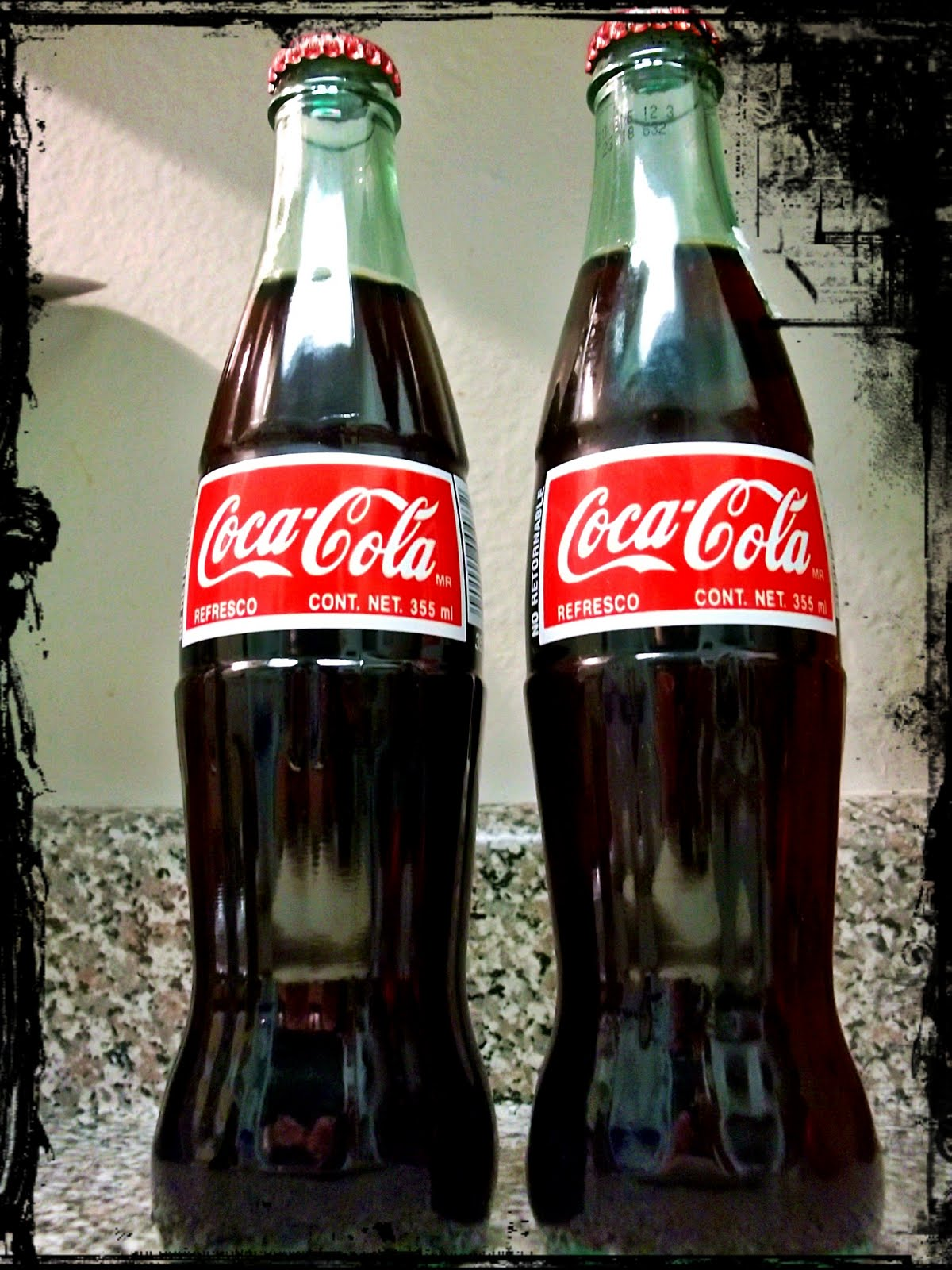 coca cola in classic glass bottles the hobby cook