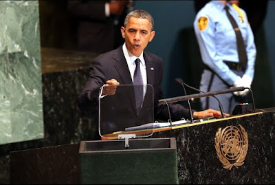 Obama Administration and United Nations announce Global Police Force to fight EXTREMISM in U.S.