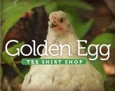 Golden Egg Tee Shirts
