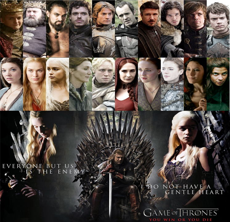 Game Of Thrones (Season 1 Complete)
