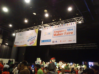 Singapore Mini Maker Faire & Science Buskers Festival