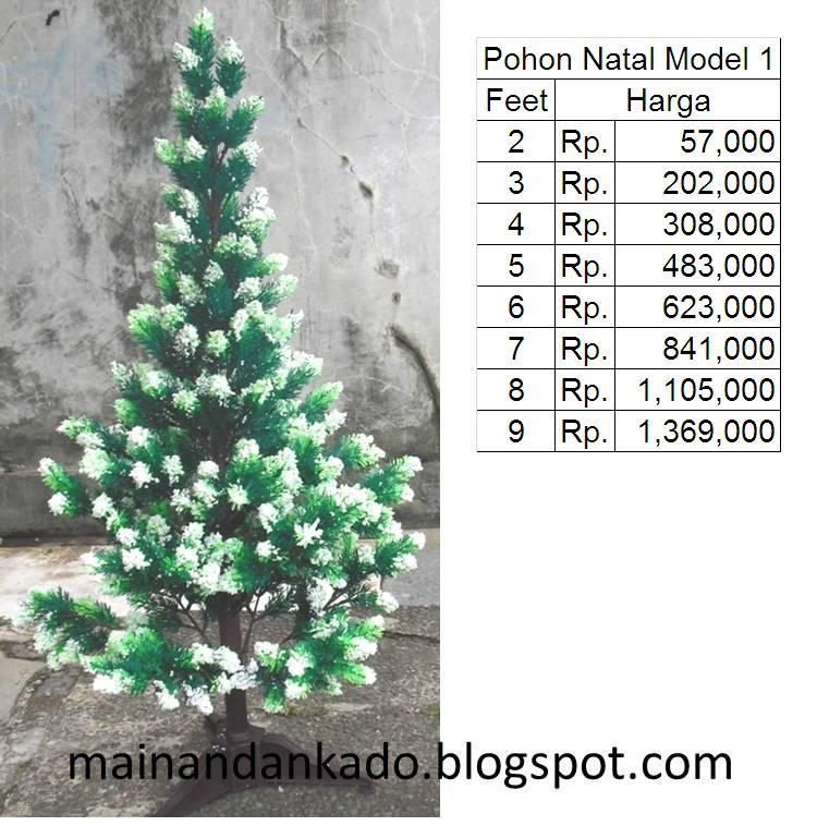 jual-pohon-natal-harga-murah-terbaru-2012-model-1