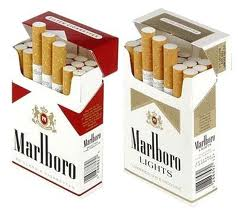 Price of cigarettes President at USA duty free