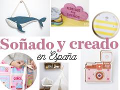 SOÑADO Y CREADO EN ESPAÑA