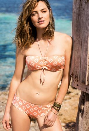 bikini mujer Carrefour Tex