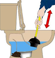 """Destapar un WC poceta3"""