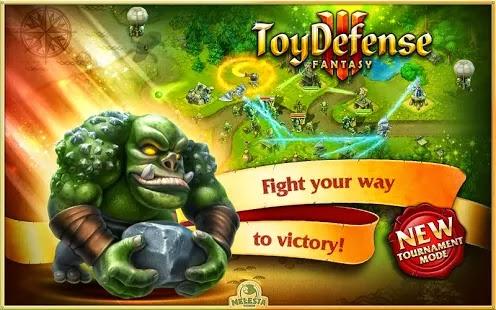 Toy Defense 3 Fantasy Mod Apk Hile İndir