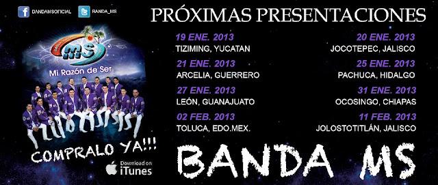 Banda MS 2013
