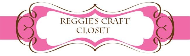 Reggie's Craft Closet