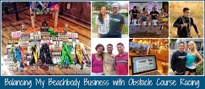 How I Manage My Beachbody Business with OCR (Obstacle Course Racing)