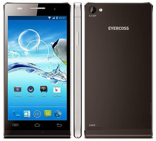 Evercoss A66B Smartphone Android Murah Rp 1 Jutaan