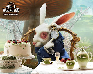 Alice in Wonderland Movie Wallpaper