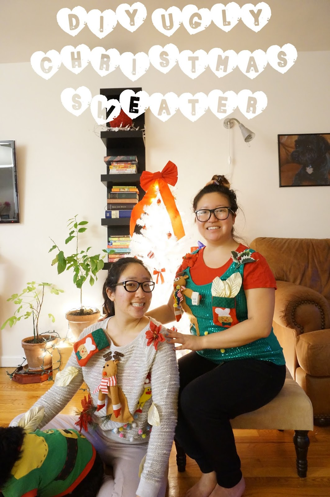 Diy Ugly Xmas Sweaters