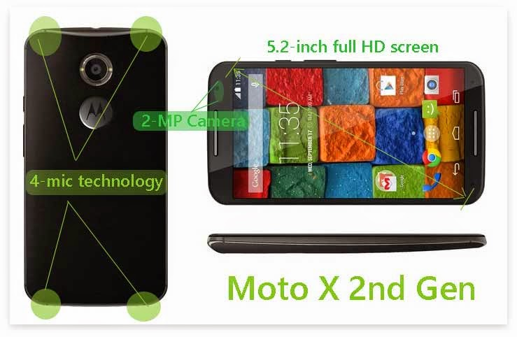 Buy Moto X at discounted price