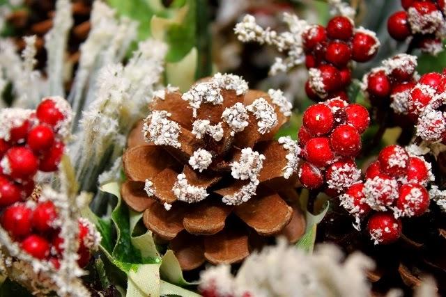 Jardines que me gustan: como decorar tu jardin en navidad