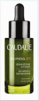 Caudalíe Paris - Polyphenol C 15– Anti-Falten Schutz-Serum,  30 ml